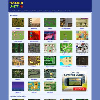 Gameb - Attractive Free Online Games