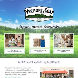 ArchiveBay.com - vermontsoap.com - Organic Soaps- Liquid Castile, Shea Butter, Deodorant, Moisturizer