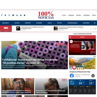 100- Noticias • Nicaragua