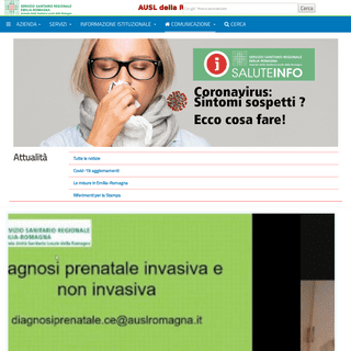 AUSL Romagna - Azienda Unità Sanitaria Locale della Romagna