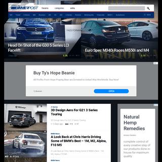 BMW Forum, BMW News and BMW Blog - BIMMERPOST