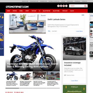 Otomotifnet.com – Peristiwa, industri dan teknologi otomotif Indonesia