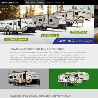 Starcraft RV - Travel Trailers & Fifth Wheels