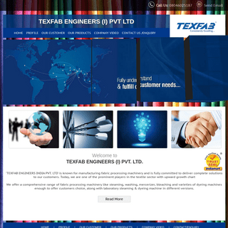 Textile Machine, Textile Finishing Machine, Textile Processing Machine, Textile Machine Manufacturer