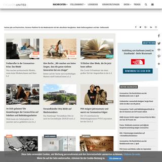 ArchiveBay.com - fashionunited.de - FashionUnited- Nachrichten aus der Modebranche, Trends und Mode-Jobs