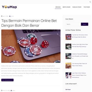 Situs Poker Online Terpercaya Indonesia 2019