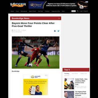 ArchiveBay.com - www.soccerladuma.co.za/news/articles/international/categories/international/bundesliga-report-bayern-munich-v-paderborn-21-february-2020/673751 - Bundesliga Report- Bayern Munich v Paderborn 21 February 2020