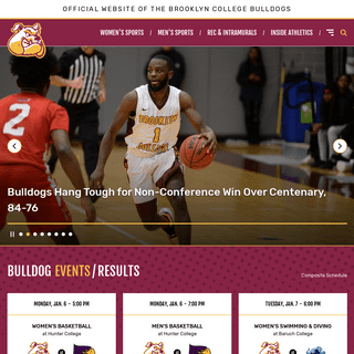 Brooklyn College Athletics - Official Athletics Website