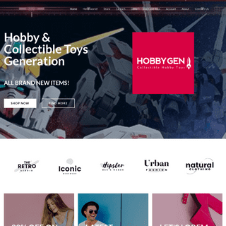 HobbyGen.com – Generation of Collectible Hobby Toys