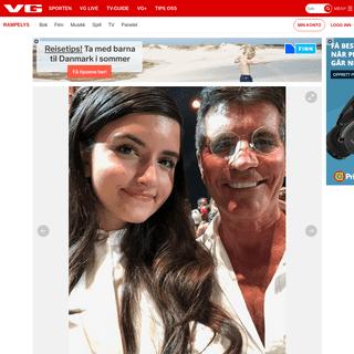 Angelina Jordan ute av «America's Got Talent» – VG