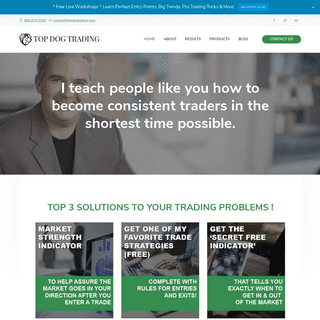 Learn Day Trading and Learn Forex Trading with Top Dog Trading