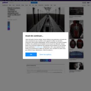Yahoo fait désormais partie d'Verizon Media