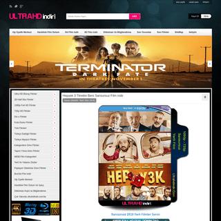 Ultra Hd Film indirme Sitesi - 3D Film indir - Full HD Film indir - Mkv Film indir - 4K Film indir - Tek Link Film indir - Kota