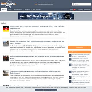 Artikel - AutoExtrem.de