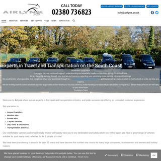 Mini Bus Hire Southampton - Taxis and Airport Transfers