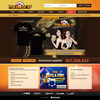 Poker Online Indonesia - Poker IDN Play - Daftar IDN Poker