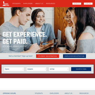 ArchiveBay.com - sjs.co.nz - SJS - NZ's largest student jobs site