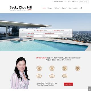 ArchiveBay.com - surreyhome4sale.com - Becky Zhou Personal Real Estate Corporation - Surrey REALTORS®
