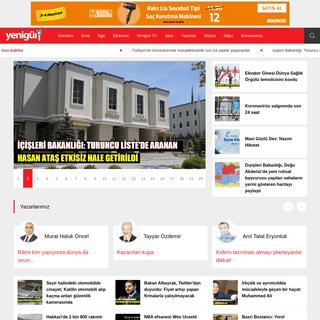 Gazete Yenigün - Ege'nin güçlü internet gazetesi