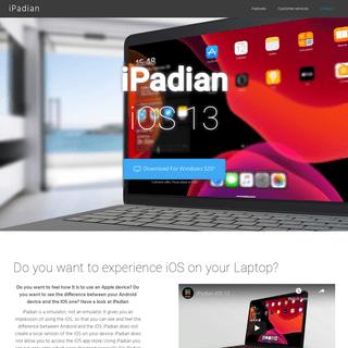 iPadian Premium - The Best iOS and iPad simulator
