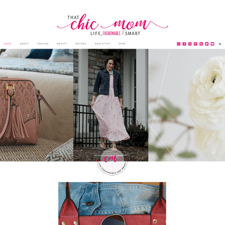 ArchiveBay.com - thatchicmom.com - That Chic Mom-Living Life the Fashionable and Smart Way