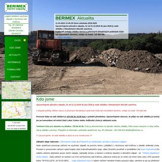 ArchiveBay.com - berimex.cz - BERIMEX