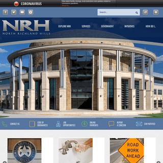 ArchiveBay.com - nrhtx.com - North Richland Hills, TX - Official Website - Official Website