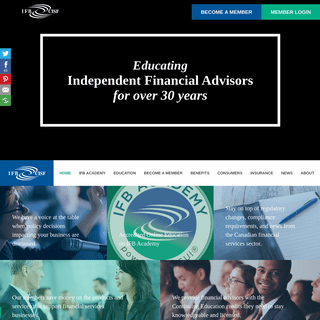 Independent Financial Brokers of Canada-Home - Independent Financial Brokers of Canada