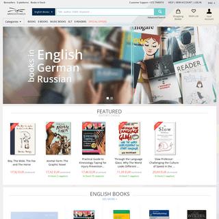 Internet Bookshop and Library Vendor - Krisostomus - Kriso.ee
