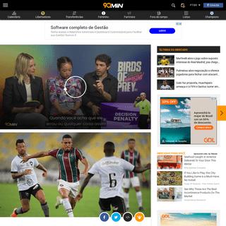 Fluminense x Botafogo - Prováveis escalações, onde assistir, horário e local - 90min