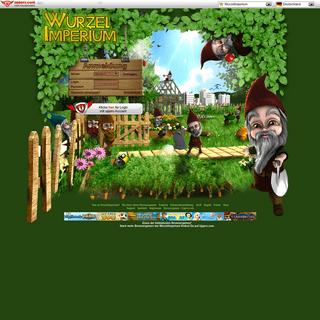 Wurzelimperium - Browsergames - Jetzt kostenlos spielen!