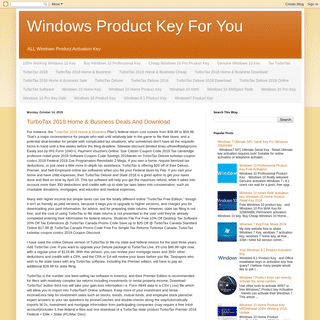 Windows Product Key For You