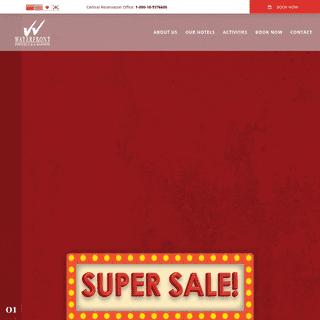 Homepage - Waterfront Hotels & Casino