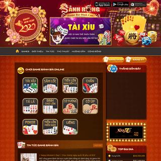 ArchiveBay.com - sanhrong.com - Đánh bài online - Chơi game đánh bài trực tuyến - Sảnh Rồng