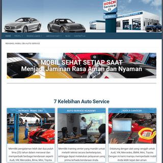 Bengkel Mobil CBU Auto Service - Auto Service