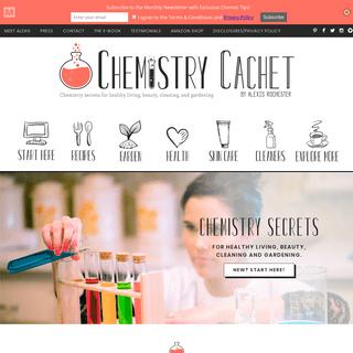 Chemistry Cachet - Chemistry Cachet