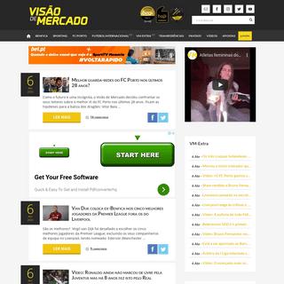 ArchiveBay.com - visaodemercado.blogspot.com - Visão de Mercado - Actualidade Desportiva