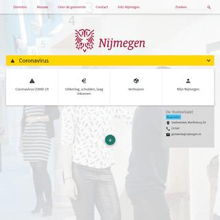 Gemeente Nijmegen - Gemeente Nijmegen