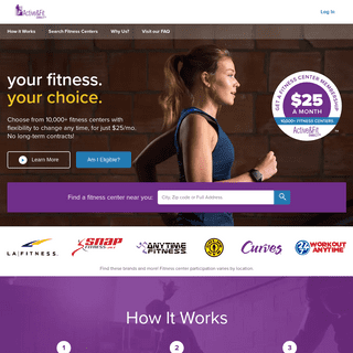 Active&Fit Direct - Home
