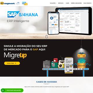 Megawork - Uma das principais consultorias SAP do Brasil
