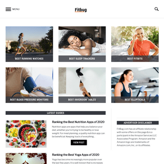 Fitbug – The best products that track your health