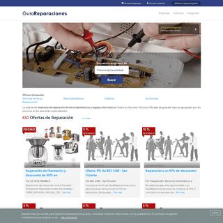 Reparación - GuiaReparaciones.com