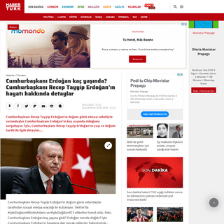 ArchiveBay.com - www.haberturk.com/cumhurbaskani-erdogan-kac-yasinda-cumhurbaskani-recep-tayyip-erdogan-in-hayati-hakkinda-detaylar-2595702 - Cumhurbaşkanı Erdoğan kaç yaşında- Cumhurbaşkanı Recep Tayyip Erdoğan'ın hayatı hakkında detaylar - Gündem Haberler