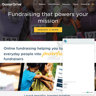 ArchiveBay.com - donordrive.com - Fundraising that powers your mission - DonorDrive