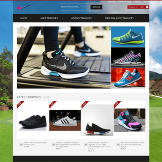 Baratas Zapatos Sale España-Nike,Adidas,New Balance Hombre,Mujer