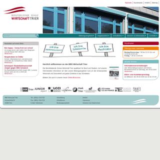 Startseite - BBS Wirtschaft Trier