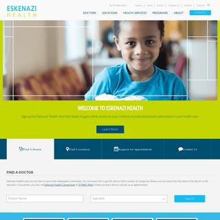 Home - Eskenazi Health