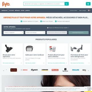 Fiyo - Pièces détachées, accessoires et bien plus…