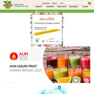 ArchiveBay.com - meyed.org.tr - Meyve Suyu Endüstrisi Derneği - Anasayfa