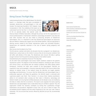 MGCA - Marketing Guide Company Advantage